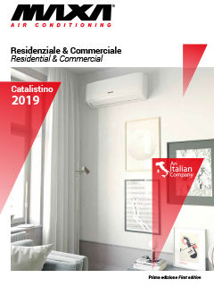 cover catalogo residenziale commerciale