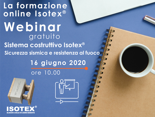 Isotex sicurezza antisismica