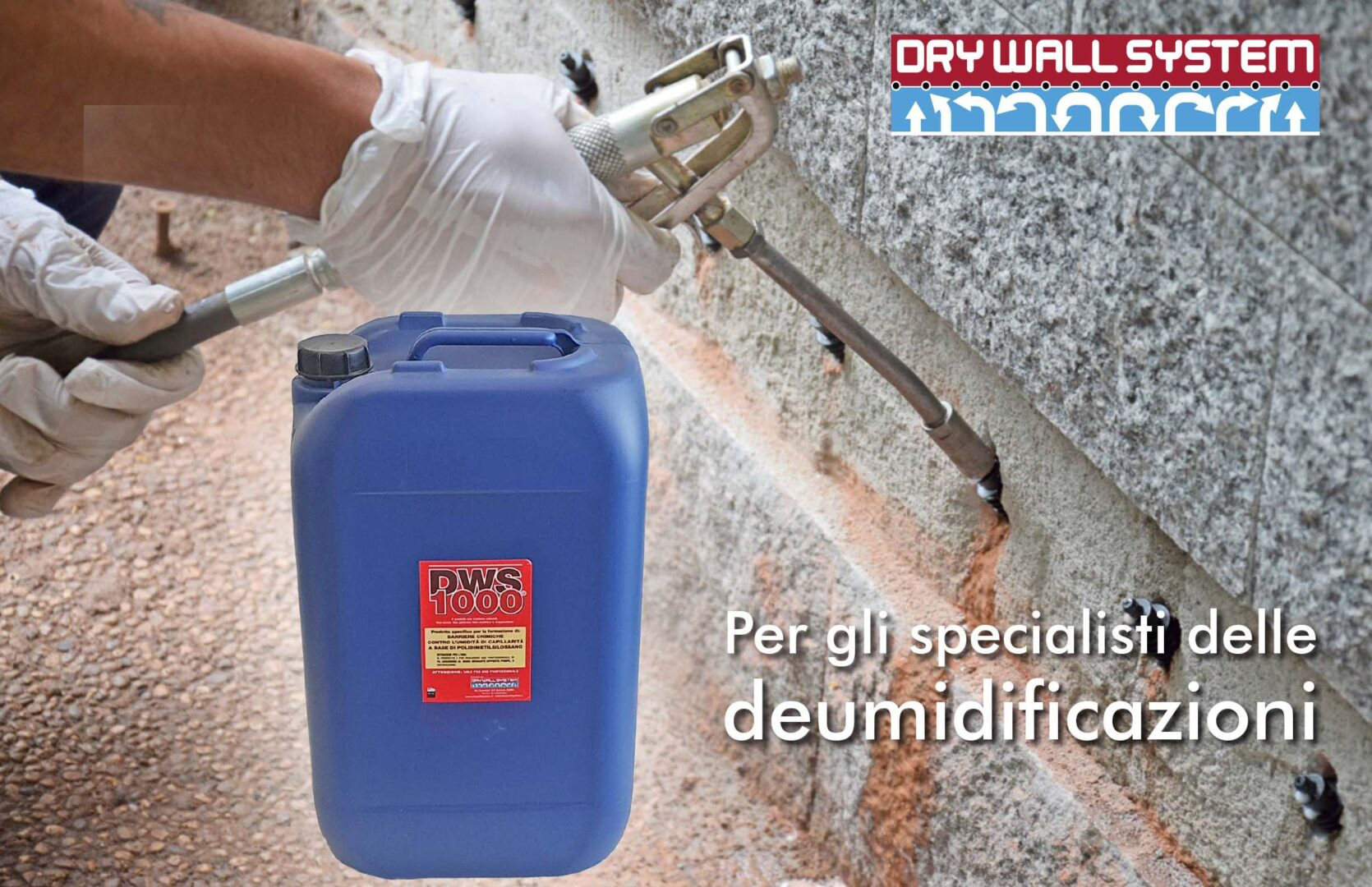 DWS 1000 Dry Wall System