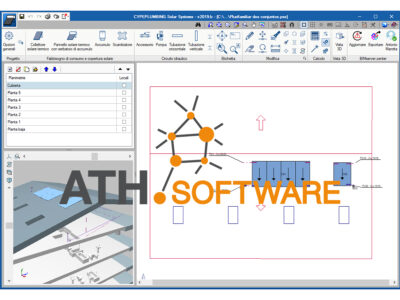 CYPEPLUMBING Solar Systems ATH Software