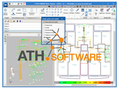 CYPEPLUMBING Water Systems ATH Software
