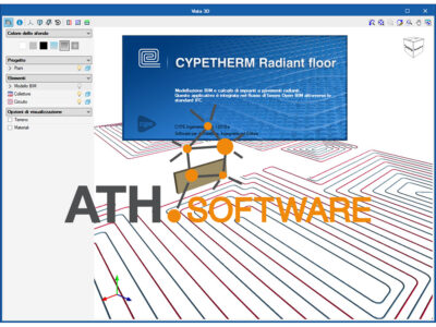 CYPETHERM Radiant Floor ATH Software