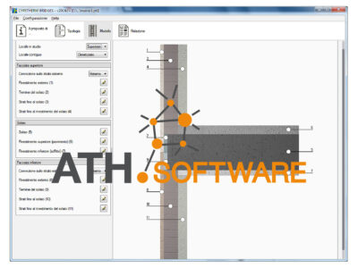 CYPETHER BRIDGES Ponti Termici ATH Software
